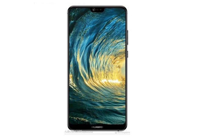 Foto filtrada del Huawei P20 Pro
