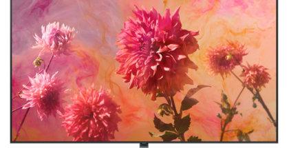 Samsung QLED TV de 2018