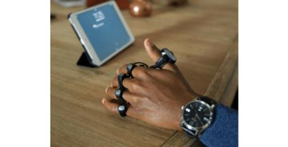 Tap es el weareable que pretende sustituir al teclado y al ratón de tu ordenador