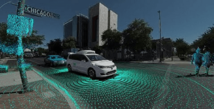 Vive la experiencia de la conducción autónoma con este vídeo 360° de Waymo