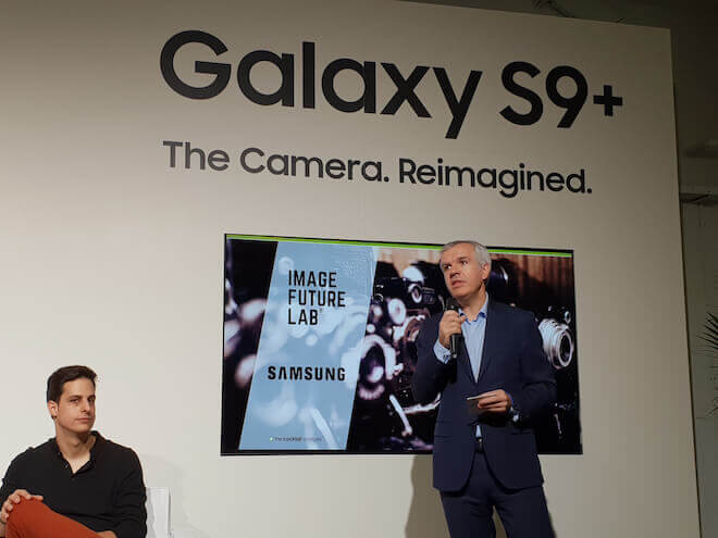 Cómo elegir el móvil con la mejor cámara: Lo que buscan los usuarios, según Samsung