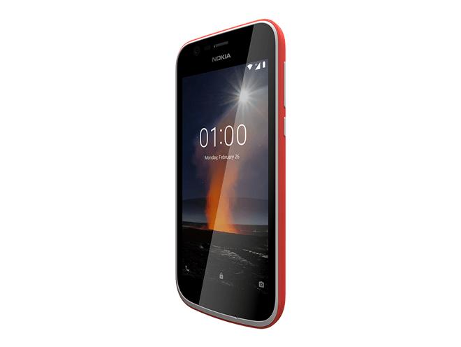 Presentamos Nokia 1: un smartphone preparado para volar