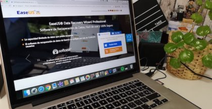 Cómo recuperar archivos borrados con EaseUS Data Recovery Wizard