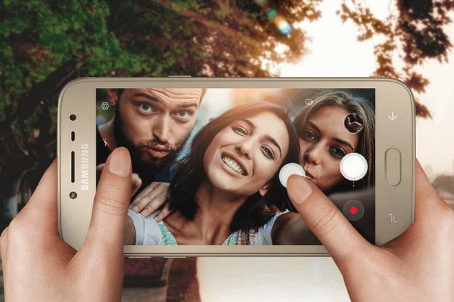 Características del Samsung Galaxy J2 Pro 2018