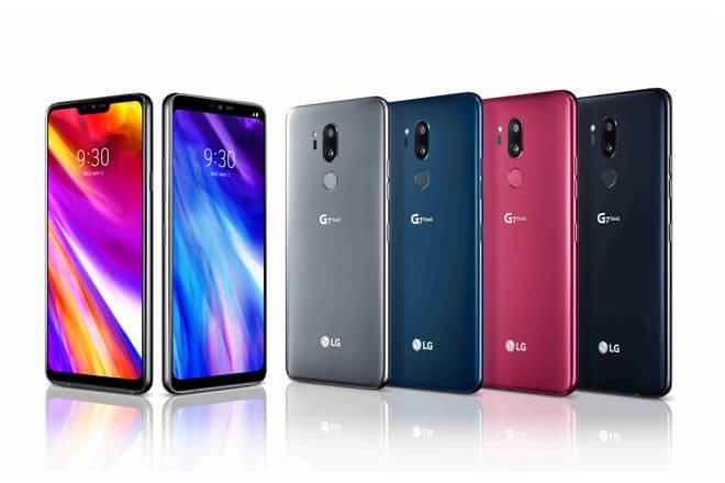 LG G7 ThinQ GizTab