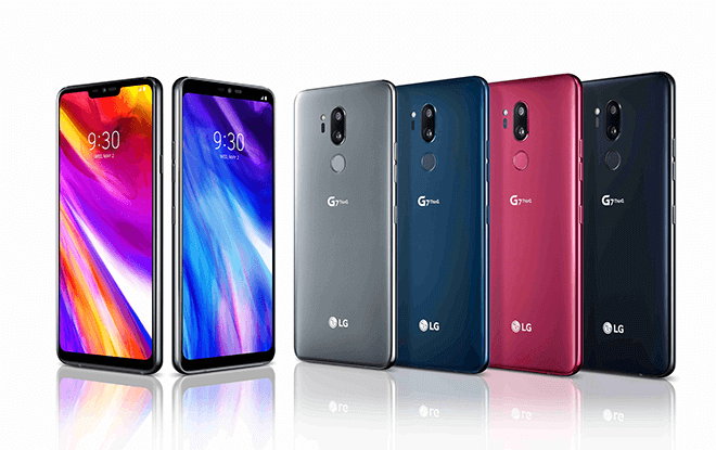 LG G7ThinQ: Precio y dónde comprar en España