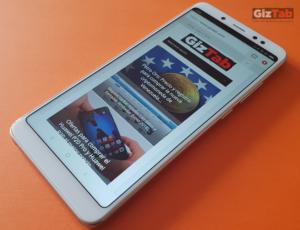 Pantalla del Redmi Note 5 de 5,99 pulgadas y ratio pantalla-cuerpo de 18:9