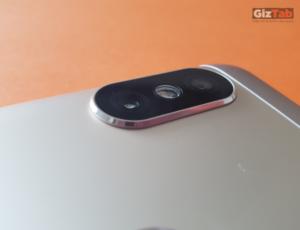 Detalles de la doble cámara del Redmi Note 5