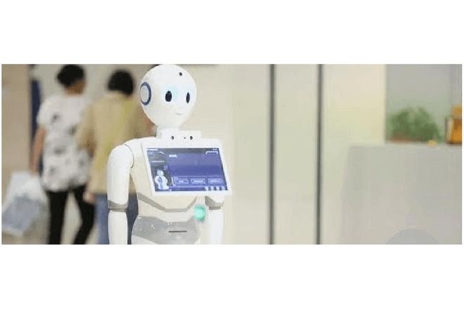 Conoce al robot médico chino que puede incluso recetar medicación