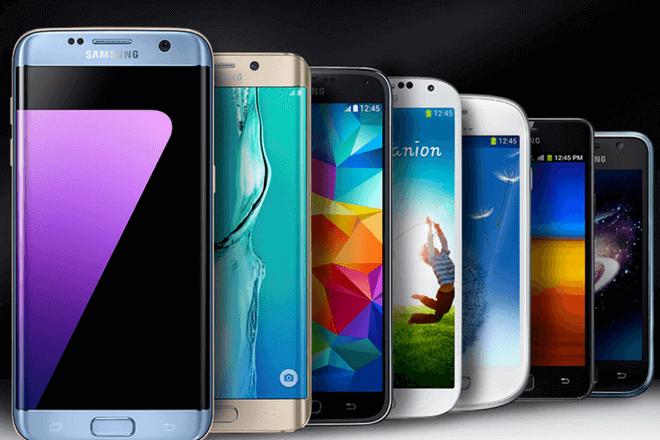 Samsung Galaxy P1: El primer móvil de Samsung con lector de huellas en pantalla