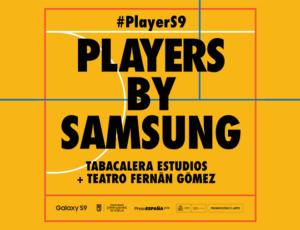 Samsung y PHotoESPAÑA juegan con la fotografía en la actividad Players by Samsung