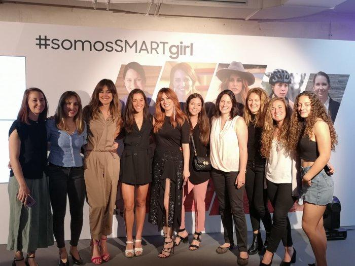Tecnología al servicio del poder femenino: La inspiración de #SomosSmartGirl by Samsung