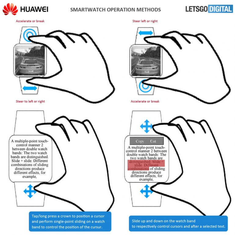 smartwatch para gamers huawei