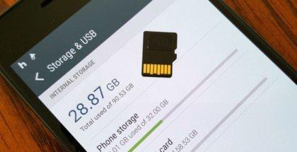 Cómo Mover app a tarjeta SD
