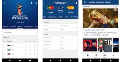 Consigue los Horarios del Mundial 2018 con la app oficial de la FIFA