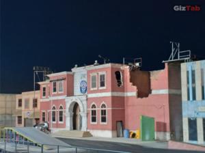 Foto nocturna con el Galaxy A6+