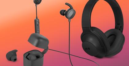 Heron, Stork y Crow: la apuesta de SPC para despuntar en el mercado del audio
