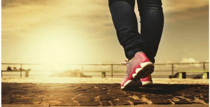 Qué tiene que ver un poema con caminar y generar electricidad