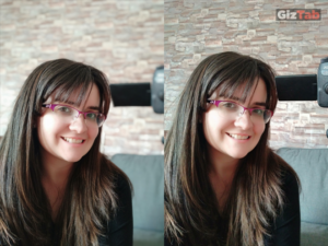 Prueba de la cámara frontal del Redmi Note 5 y su efecto bokeh