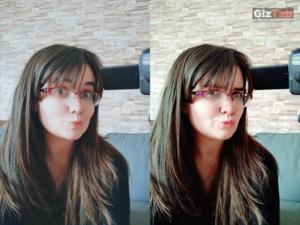 Prueba de modos y configuración de la cámara frontal del Redmi Note 5