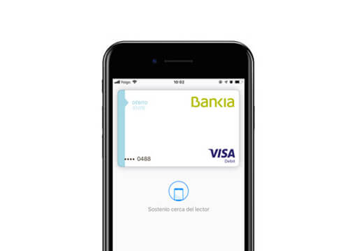 Apple Pay Bankia