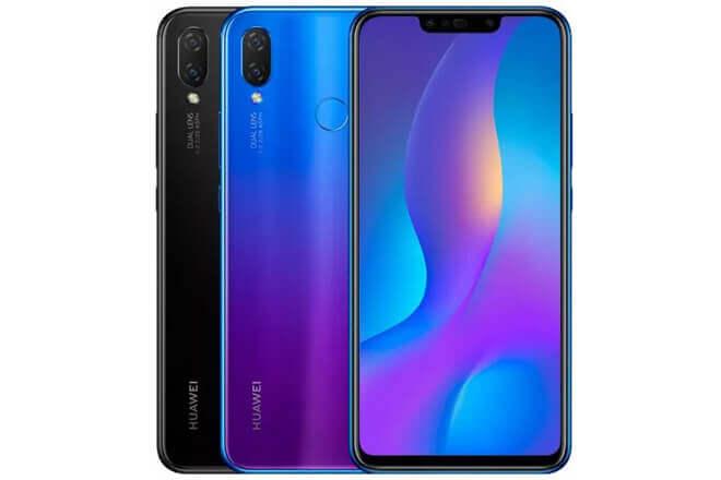 Huawei P Smart    Cuatro C U00e1maras Con Inteligencia