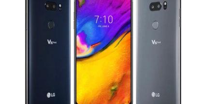 LG V35 ThinQ Características