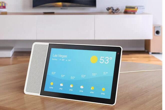 Lenovo Smart Display: Precio y características de la nueva pantalla inteligente de Google