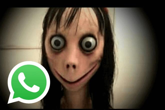 Momo, el número de teléfono que aterroriza WhatsApp, estaría relacionado con suicidios