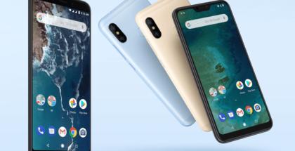 Xiaomi lanza los nuevos Mi A2 y Mi 2 Lite