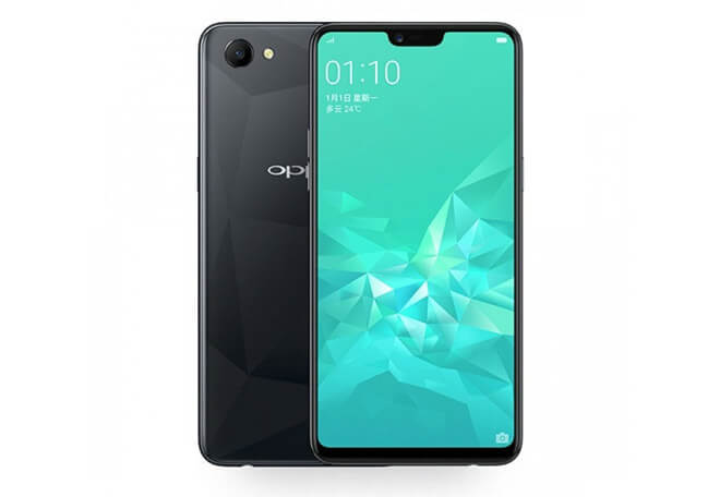 OPPO A3 características