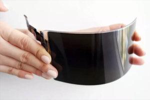 Foto de Pantalla flexible e irrompible de Samsung