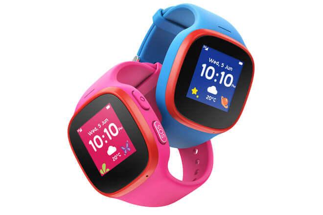 fc68dbedc668 Así son el reloj inteligente para niños y una pulsera de emergencia para  mayores de Vodafone