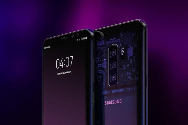 Veremos en el Samsung Galaxy S10 Plus características como sus 5 cámaras