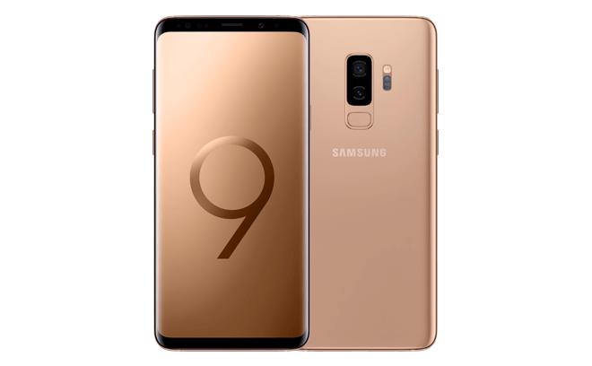 Samsung Galaxy S9 y S9+ edición