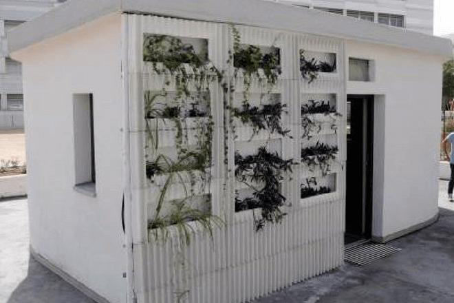 casa impresora 3D