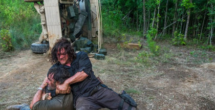 Foto de novena temporada de The Walking Dead
