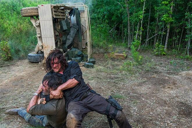 Foto de novena temporada de The Walking Dead