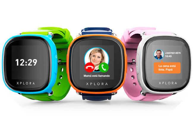 Foto de smartwatch para niños Xplora