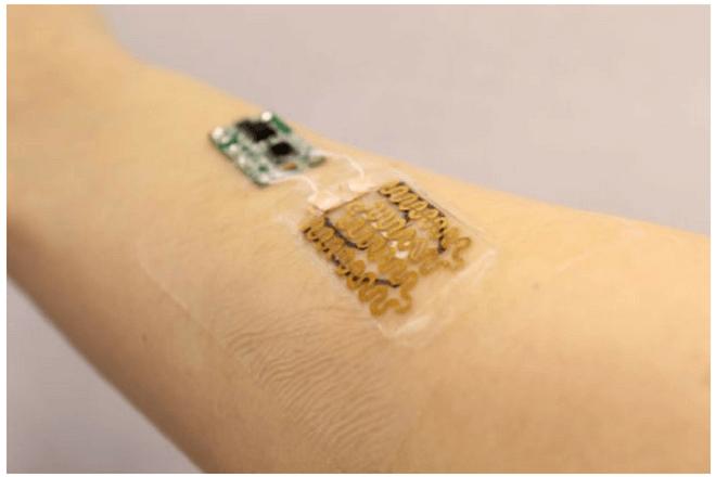 Así funciona el vendaje inteligente que cura tus heridas