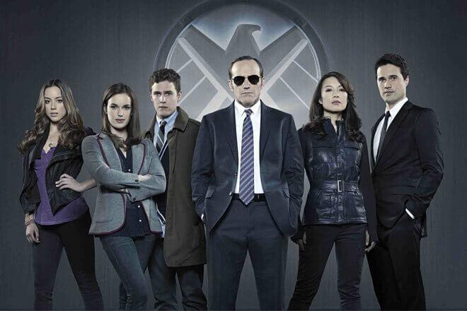 foto serie agentes shield