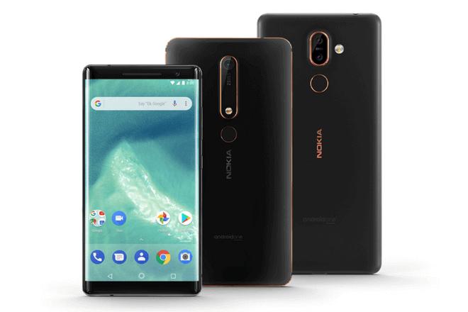 Android Go y Nokia