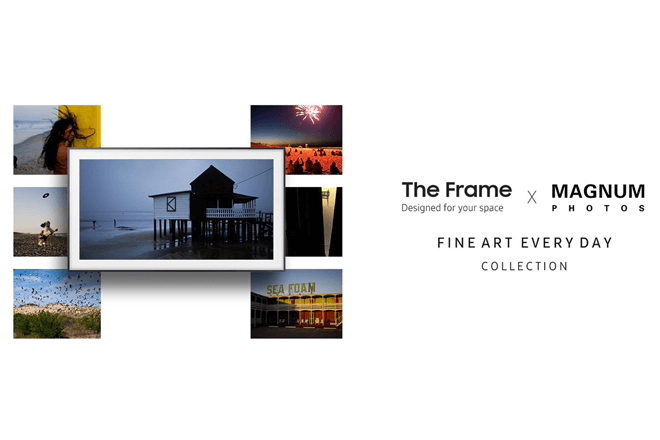 Samsung se asocia con Magnum Photos para presentar la colección «Fine Art, Everyday» en The Frame