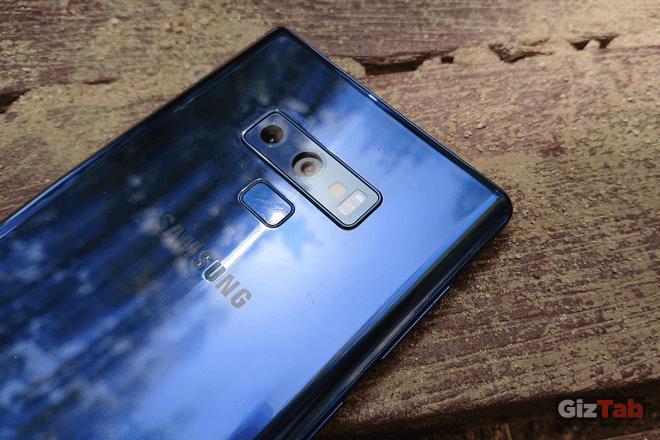 La cámara del Galaxy Note 9 destaca en el ranking de DxOMark con 103 puntos