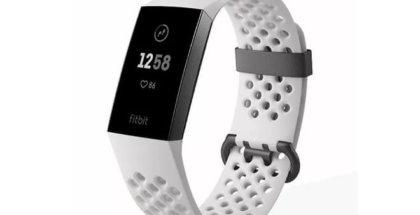 Fitbit Charge 3 con precio de lanzamiento.