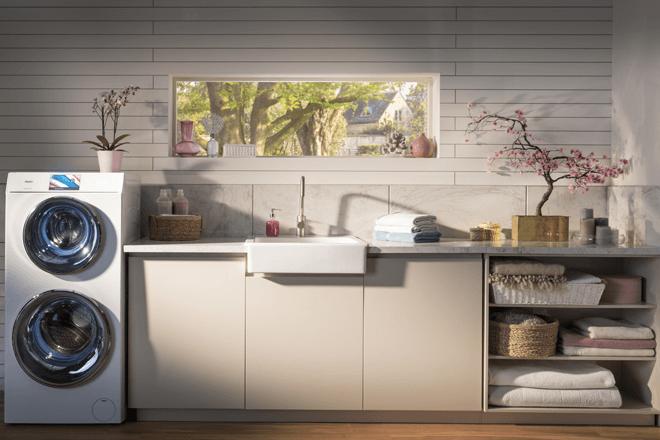Haier presenta Duo Dry: Su lavadora secadora de doble tambor para ahorrar tiempo