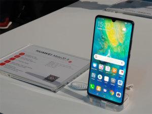 Huawei 20 X es oficial
