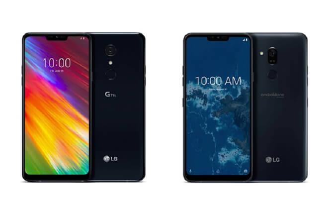LG G7 One: Así es el primer LG con Android One