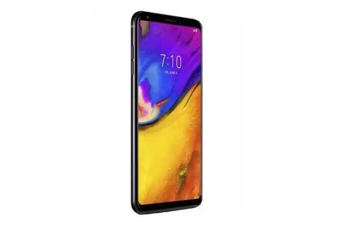 LG V45: Así será el primer móvil 5G de LG