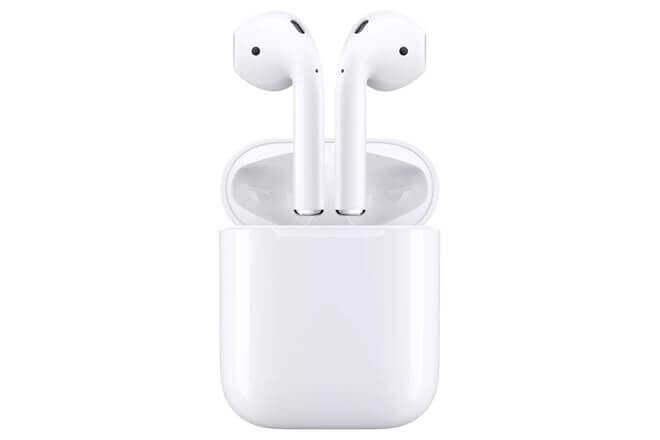 Foto de los nuevos Airpods de Apple